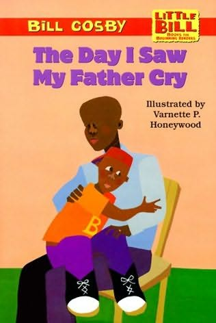 book cover of The Day I Saw My Father Cry