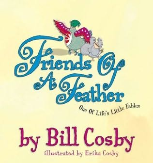 book cover of Friends Of A Feather