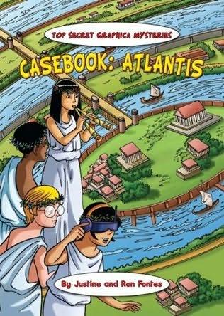 book cover of Casebook: Atlantis