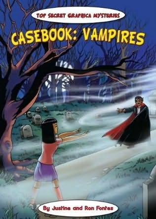 book cover of Casebook: Vampires