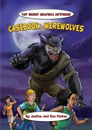 book cover of Casebook: Werewolves