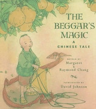 book cover of The Beggar\'s Magic