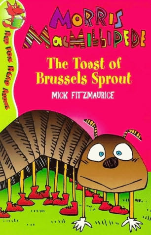 book cover of Morris Macmillipede