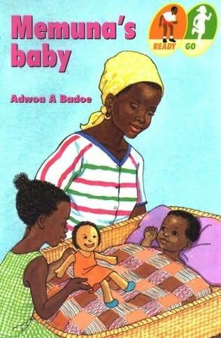 book cover of Memuna\'s Baby