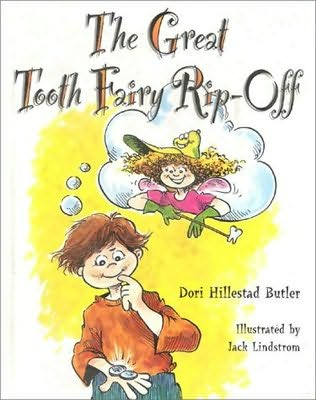 book cover of The Great Tooth Fairy Rip-off