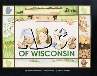 book cover of ABC\'s of Wisconsin