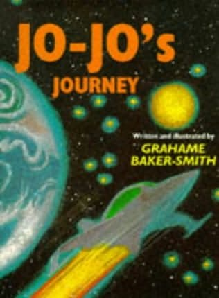 book cover of Jo Jo\'s Journey
