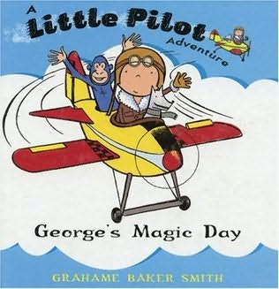 book cover of George\'s Magic Day
