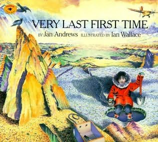 book cover of Very Last First Time