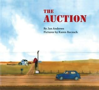 book cover of The Auction