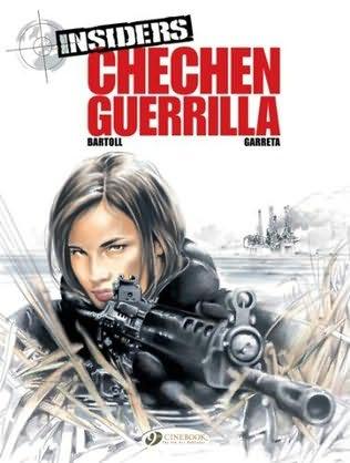book cover of Chechen Guerrilla