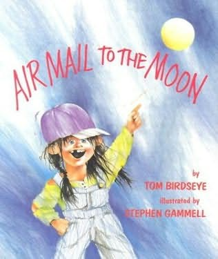 book cover of Air Mail to the Moon
