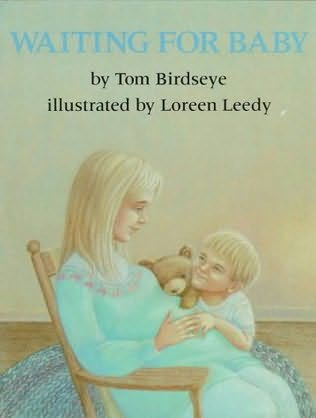 book cover of Waiting for Baby