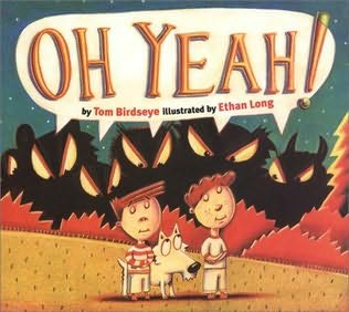 book cover of Oh Yeah!
