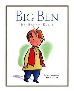 book cover of Big Ben
