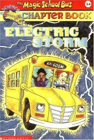 book cover of Electric Storm