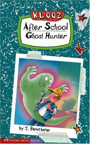 book cover of After School Ghost Hunter