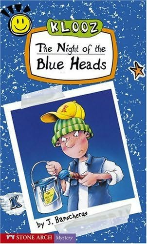 book cover of The Night of the Blue Heads