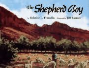 book cover of The Shepherd Boy