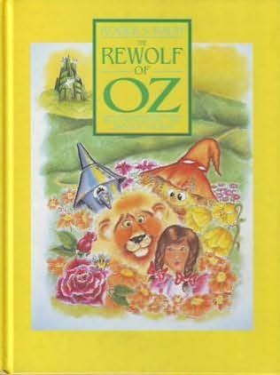 book cover of The Rewolf of Oz