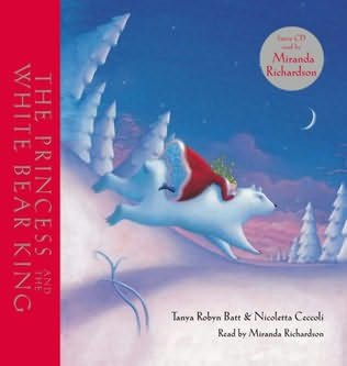 book cover of The Princess and the White Bear King