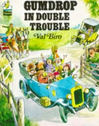 book cover of Gumdrop in Double Trouble