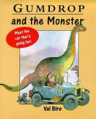 book cover of Gumdrop And The Monster