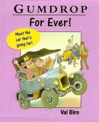 book cover of Gumdrop for Ever!