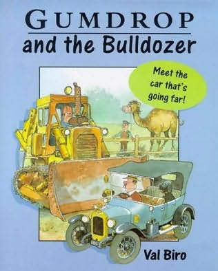 book cover of Gumdrop and the Bulldozer