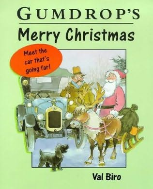 book cover of Gumdrop\'s Merry Christmas