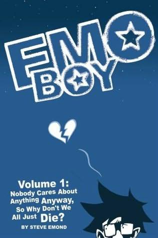 book cover of Emo Boy Volume 1