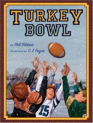 book cover of Turkey Bowl
