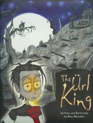 book cover of The Url King