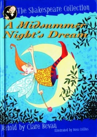 book cover of A Midsummer Night\'s Dream