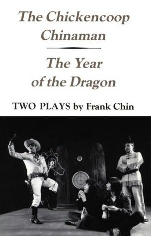 book cover of The Chickencoop Chinaman and The Year of the Dragon