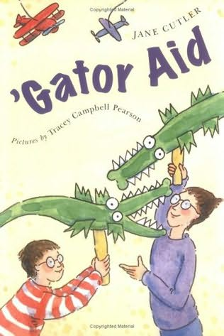 book cover of \'gator Aid