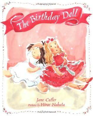 book cover of The Birthday Doll