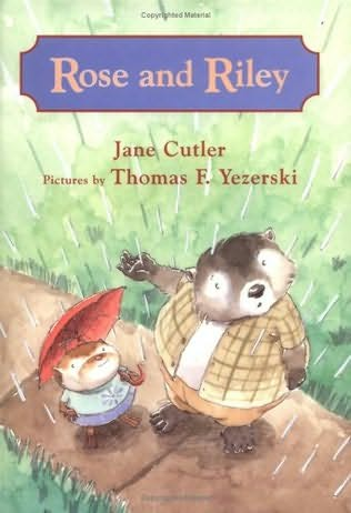 book cover of Rose and Riley