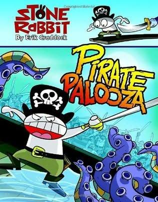 book cover of Pirate Palooza