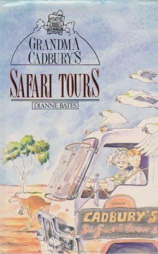 book cover of Grandma Cadbury\'s Safari Tours