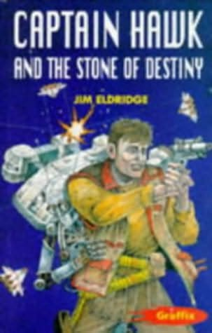 book cover of Captain Hawk and the Stone of Destiny