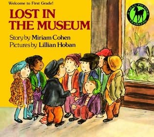 book cover of Lost In The Museum