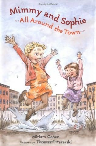 book cover of All Around the Town