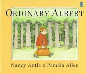 book cover of Ordinary Albert