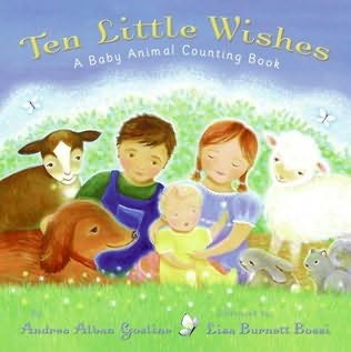 book cover of Ten Little Wishes