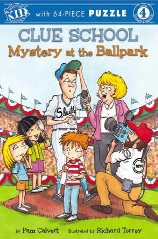 book cover of Mystery At the Ballpark