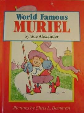 book cover of World Famous Muriel