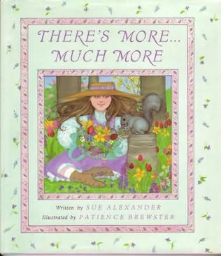 book cover of There\'s More...much More