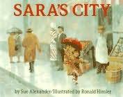 book cover of Sara\'s City