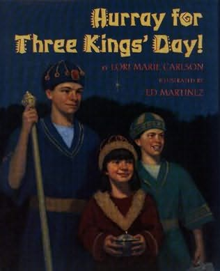 book cover of Hurray for Three Kings\' Day!
